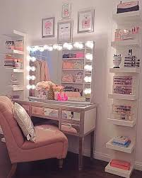 Astounding Small Space Makeup Vanity Ideas Best Ideas Exterior