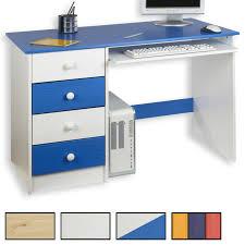 bureau enfant bureau enfant malte 4 tiroirs 4 coloris disponibles mobil meubles