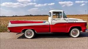 1958 Dodge Sweptside Pickup 315 CI V8 - YouTube Autolirate Enosburg Falls Vermont Part 1 1958 Dodge Panel D100 Sweptside Pickup Truck Cool Trucks Pinterest 1958dodgem37b1atruck02 Midwest Military Hobby 2012 Ram 5500 New Used Septic For Sale Anytime Realrides Of Wny Town Bangshiftcom Power Wagon Rm Sothebys Santa Monica 2017 Sale Classiccarscom Cc919080 Dw Near Las Vegas Nevada 89119 Rare In S Austin Atx Car Pictures Real Pics Color Rendering Vintage Ocd