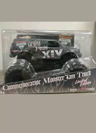 100 Monster Truck Jam 2013 Hot Wheels World Finals XIV 124
