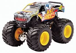 Hot Wheels Monster Jam Maximum Destruction Battle Trackset - Shop ...