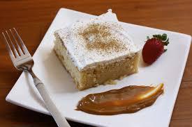 tres cuisine peruvian torta de tres leches three milks cake recipe