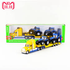 100 Toy Truck And Trailer Aliexpresscom Buy SIKU 187 With New Holland Tractors