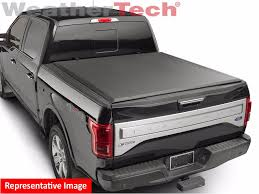 100 F 150 Truck Bed Cover WeatherTech Roll Up For Ord 20152019 8