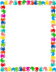 Kids Border Design Png PNG Image
