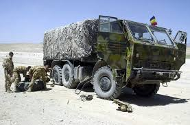 File:Romanian Cargo Truck.JPEG - Wikimedia Commons 4x4 Desert Military Truck Suppliers And 3d Cargo Vehicles Rigged Collection Molier Intertional Ajban 420 Nimr Automotive I United States Army Antique Stock Photo Picture China 2018 New Shacman 6x6 All Wheel Driving Low Miles 1996 Bmy M35a3 Duece Pinterest Deployed Troops At Risk For Accidents Back Home Wusf News Tamiya 35218 135 Us 25 Ton 6x6 Afv Assembly Transportmbf1226 A Big Blue Reo Ex Military Cargo Truck Awaits Okosh 150 Hemtt M985 A2 Twh701073 Military Ground Alabino Moscow Oblast Russia Edit Now