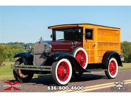 1930 Ford Model A Woody Panel Truck For Sale | ClassicCars.com | CC ...