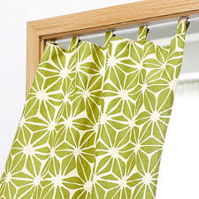 Door Panel Curtains Drapes Dining Room Geometric Polyester Printed 6774719 2018 2399
