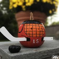 Daves Pumpkin Patch Tampa by Diy A Hockey Halloween Hockey Holidays And Hockey Mom