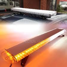 100 Emergency Strobe Lights For Trucks 88 LED 88W CAR TRUCK BEACON WORK LIGHT BAR EMERGENCY STROBE LIGHTS