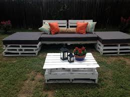 Wooden Pallet Patio Furniture Plans by Patio Furniture Made Out Of Pallets Pallet Wood Projects