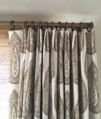 Restoration Hardware Curtain Rod Extension by The What When And Why Of Window Treatments Elements Of Style Blog