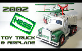 2002 Hess Toy Truck And Airplane Video Review - YouTube Hess Toy Truck Through The Years Photos The Morning Call 2017 Is Here Trucks Newsday Get For Kids Of All Ages Megachristmas17 Review 2016 And Dragster Words On Word 911 Emergency Collection Jackies Store 2015 Fire Ladder Rescue Sale Nov 1 Evan Laurens Cool Blog 2113 Tractor 2013 103014 2014 Space Cruiser With Scout Poster Hobby Whosale Distributors New Imgur This Holiday Comes Loaded Stem Rriculum