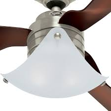 Hunter Fairhaven Ceiling Fan 53032 by Ceiling Fans With Lights Shop Harbor Breeze Mazon 44 In Brushed