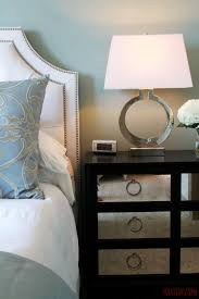 Hayworth Mirrored 3 Drawer Dresser by Nightstands Mirrored Chest Furniture Gold Mirrored Bedside Table