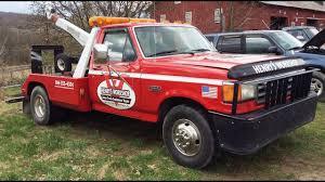 100 Ford Tow Trucks 1987 F350 Wreckertow Truck YouTube