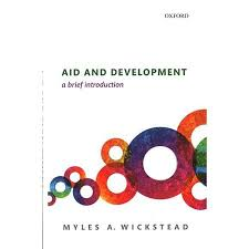 Aid And Development A Brief Introduction Book Review Of Handy New