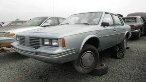 Junkyard Find: 1982 Oldsmobile Cutlass Ciera - The Truth About Cars