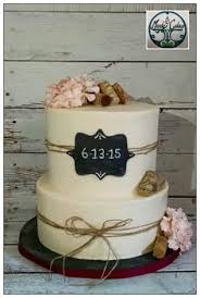 Bridal Shower Cake Topper Bride To Be Burlap Rustic Wedding She Said Yes