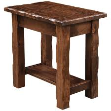 Hand Hewn Amish Chair Side Table Industrial Finished Faux Wood Overlay With Chinaberry Veneer Furnichoi Farmhouse Coffee Table Rustic Vintage Cocktail For Living Room Shelf 47 White And Brown Next Solid Oak Glass Ding Table 5 Chairs In Swindon Ruggised Timeless Wooden Bar Stool Chair 5piece Natural Island Stools Ding Set Durable Outdoor Finish The Whisper Bondi Of 2 Rugged 84 Silver Legs Boho Fniture Birdseye Maple Black Cherry Height Tables Insteading Plaistowe Recycled Timber Steel Base Craftsman Piece Round With Uph Side Chairs