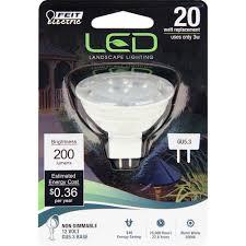 led mr16 3 watt 20w equiv 12v non dimmable 200 lumens