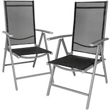 TecTake Aluminium Folding Garden Chairs Set Adjustable With Armrests -  Different Colours And Quantities - (Silver | 2 Chairs | No. 401631) Set Of Four Stacking Garden Chairs And Matching White Folding Table In Cambridge Cambridgeshire Gumtree Modern Wooden Folding Director Or Garden Chair On A Background 7 Position Adjustable Back Outdoor Fniture Foldable Rattan Chairs With Foot Rest Buy White Canvas Rows Lawn Botanic Stock Close Up Slatted Wooden Chair Intertional Caravan Royal Fiji Acacia High Bluewhite Camping Wedding Rental Sky Party Rentals Vidaxl 2x Hdpe Balcony Seat 225