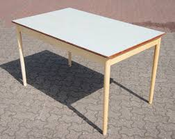 Wonderful Decoration Mcm Dining Table Retro Vintage Danish Large Kitchen Desk 60s 70s
