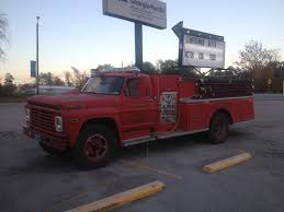 100 Trucks For Sale Delaware 1968 D F700 Fire Truck For Sale In Corrigan Texas United States