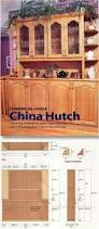 Secretary Desk With Hutch Plans by 689 Best Furniture Plans Images On Pinterest Furniture Plans