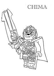 Lego Chima Lennox Lion