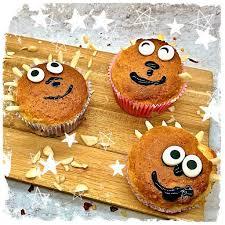 süße mandel igel muffins 1 beim kindergeburtstag rezept