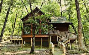 Rivers Edge Cottages Oklahoma Luxury Cabin Rentals