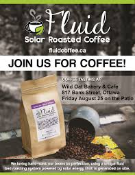Fluid Bed Coffee Roaster by Fluid Bed Solar Roasted Coffee