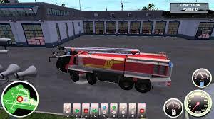 Airport Fire Truck Simulator Download
