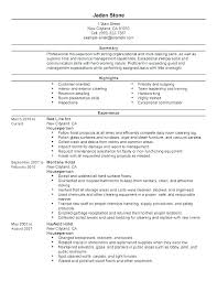 Good Titles For Resumes General Labor Resume Examples Example Great Of