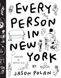 1 Every Person in New York Jason Polan Kristen Wiig Amazon Books