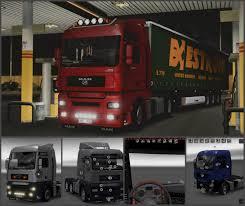 MAN TGA FOR 1.23 V2.3 Truck -Euro Truck Simulator 2 Mods