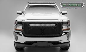 100 Truck Led Light Bar Chevrolet Silverado STEALTH Torch Series 1 30 LED Top