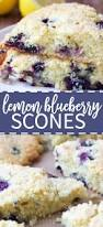 Pumpkin White Chocolate Chip Scones by Lemon Blueberry Scones With White Chocolate Chips What Molly Made