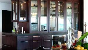 Dining Room Hutch With Wine Rack China Cabinet