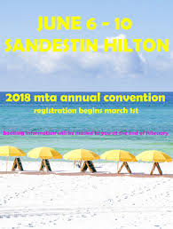 2018 MTA Convention Dates | Mississippi Trucking Association