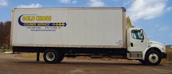 100 Truck Courier Gold Cross Vehicles Gold Cross