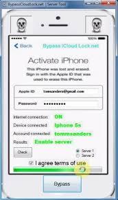 Apple iCloud hack tools