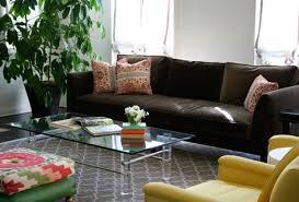 brown sofa decorating living room ideas okaycreations net