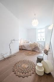 Fabulous Bedroom Draped In Scandinavian Minimalism Design WohnFee Home Staging