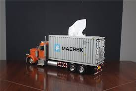 Transformers Optimus Prime Cargo Truck Tissue Box | Gifts ...