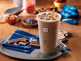 Large Pumpkin Iced Coffee Dunkin Donuts by 82 Best Dunkin Donuts Images On Pinterest Food Home And
