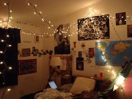 Bedroom Shining String Lights For Design Indoor Ideas Including Decorative Picture How To Make Your Hostel Room Feel Like Home Without Spending Money With