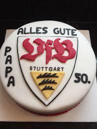 vfb stuttgart birthday cake geburtstagstorte fondant