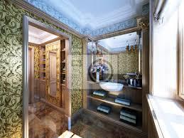 luxus antike badezimmer antikes luxus badezimmer poster myloview